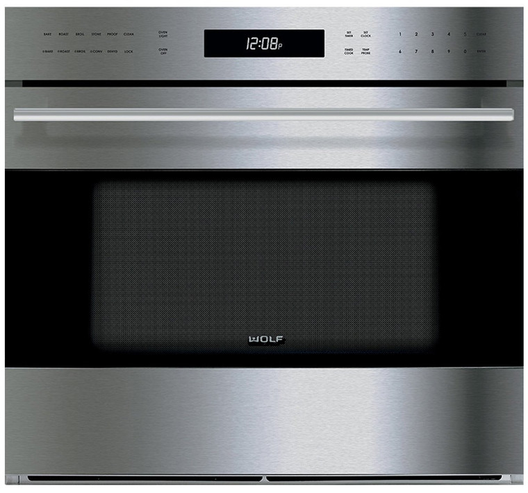 ICBSO30TESTH - 76cm Transitional E Series Multifunction Pyrolytic Oven - Stainless Steel