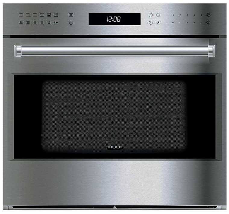 ICBSO30PESPH - 76cm Professional E Series Multifunction Pyrolytic Oven - Stainless Steel