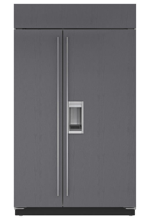 ICBBI48SDO - 868L Integrated Classic Side by Side Fridge with External Ice Dispenser