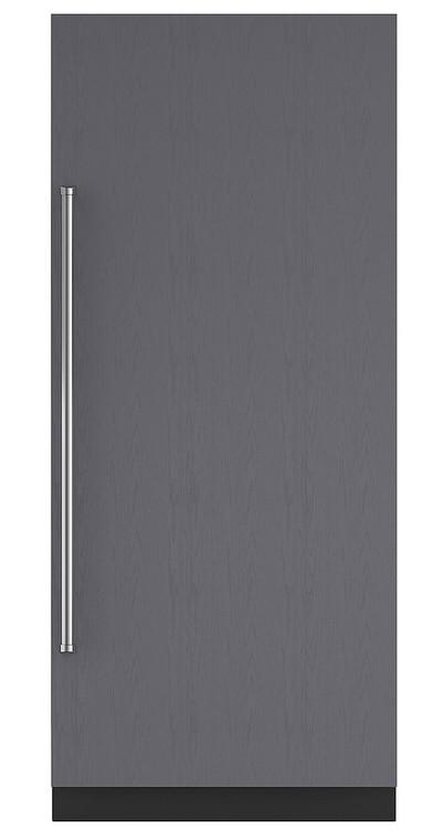 ICBIC36RIDRH - 651L Integrated Designer Column Fridge with Internal Water Dispenser, Right Hinge Ready