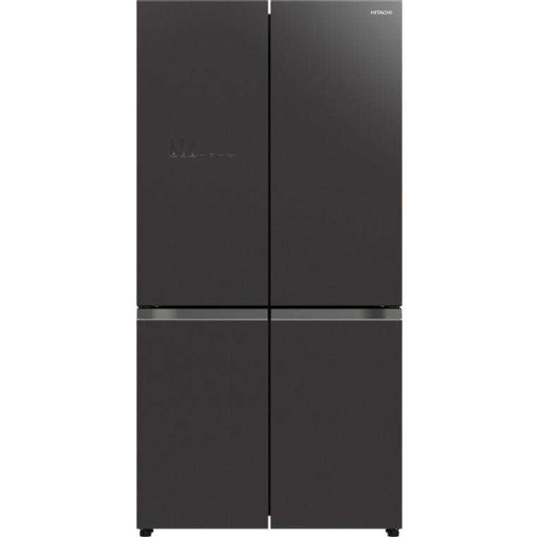 R-WB640VT0GMG - 638L 4 Door French Door Refrigerator With Ice - Mauve Glass
