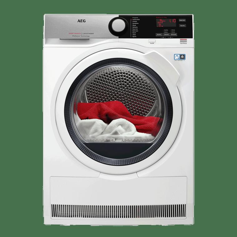 T6DHE831B - 8kg Series 6000 Heat Pump Dryer