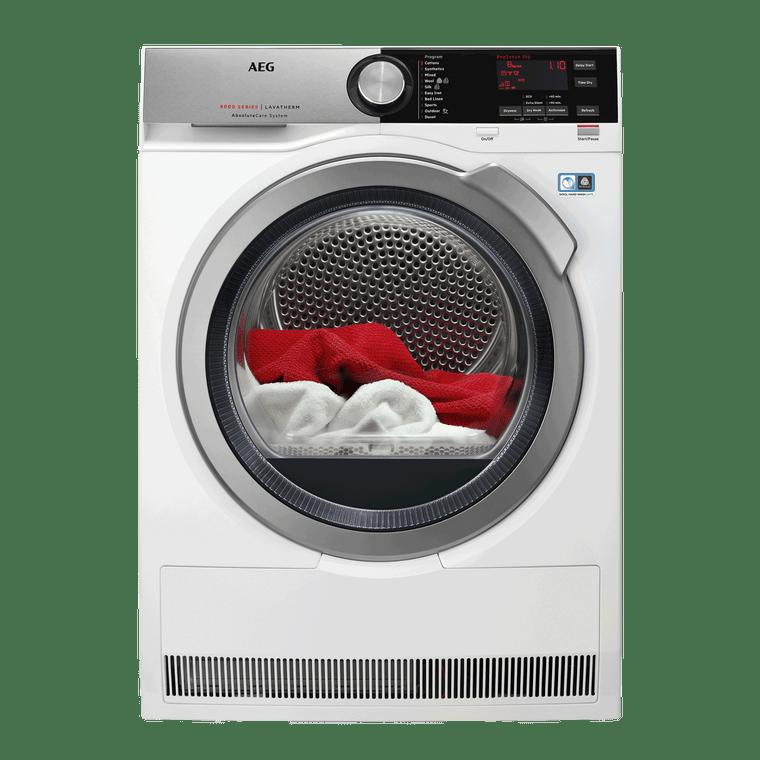 T8DHC846B - 8kg Series 8000 Heat Pump Dryer