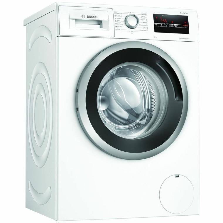 WAN24120AU - 8kg Series 4 Front Loader Washing Machine