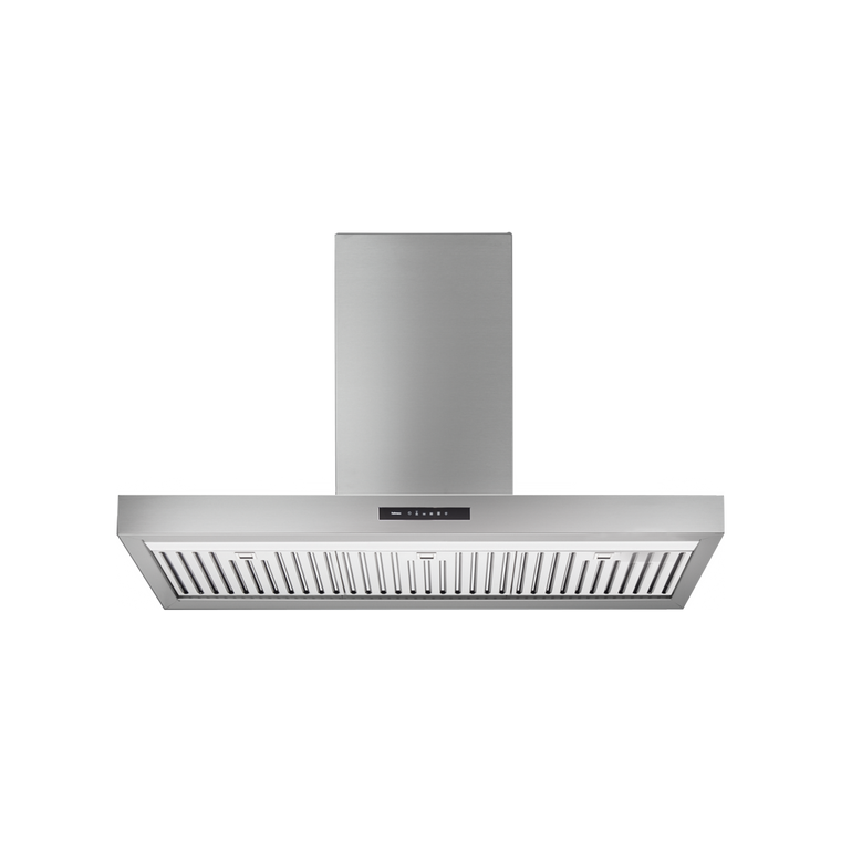FP5TV90S2-IR1140 - 90cm Treviso+ T-Shape Wall Canopy Rangehood with In Roof Motor - Stainless Steel