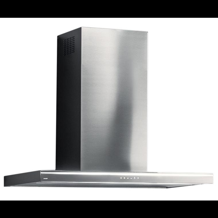 F5LA90S1 - 90cm Lumina NRS Wall Canopy Rangehood - Stainless Steel