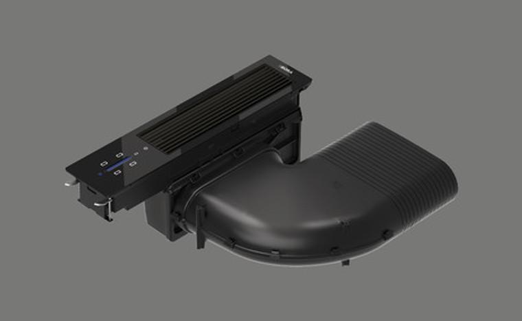 CKA2AB - 12cm Classic Downdraft System - All Black