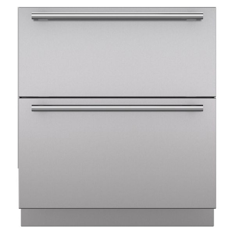 ICBID30FI - 76cm (145L) Built In Designer Freezer Drawers with Ice Maker