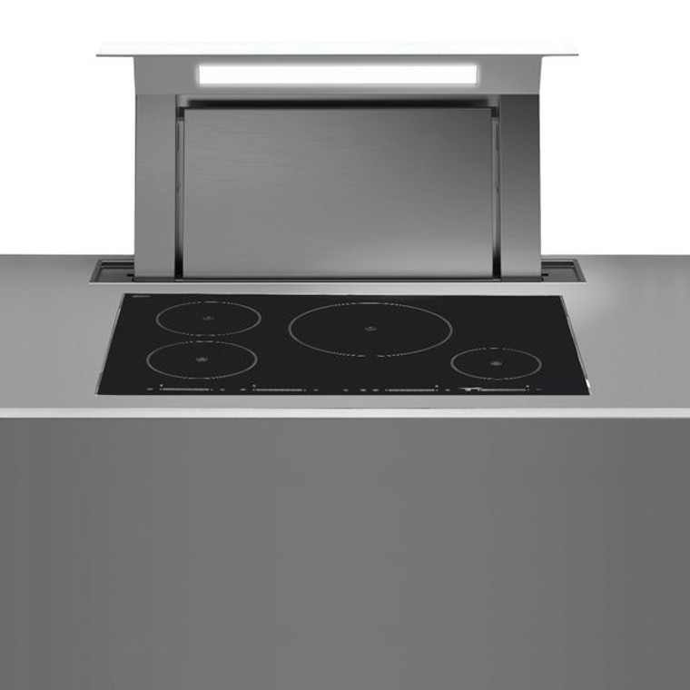 F8DD90S1-IN950 - 90cm Designer Series Downdraft with In-line Motor - Stainless Steel