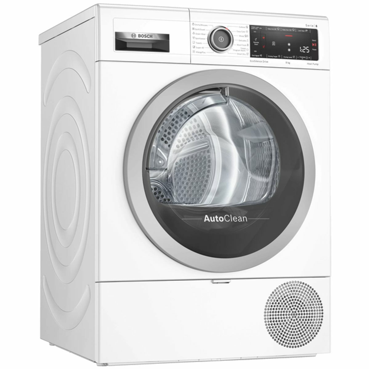 WTX88MH0AU - 9kg Series 8 Heat Pump Dryer