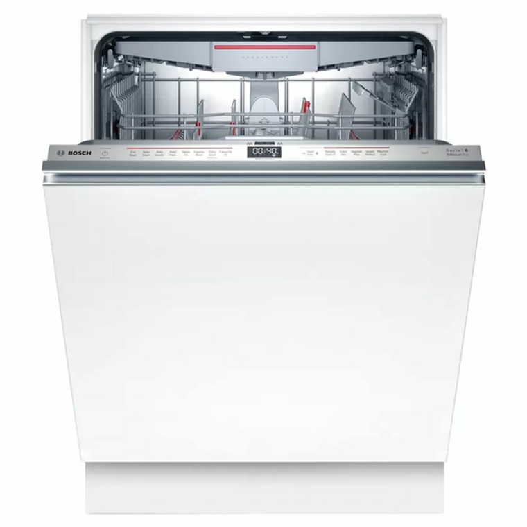 SMV6HCX01A - 60cm Series 6 Fully-Integrated Dishwasher