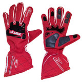 Gloves ZR-50 Red Large Multi-Layer SFI 3.3/5