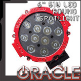 ORACLE Off-Road 4.5in 27 W Square LED Spot Light