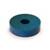 Bump Rubber .500in Thick 2in OD x .625in ID Blue