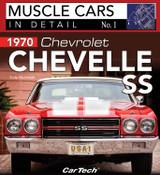 Cars In Detail 1970 Chevelle SS