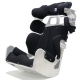 Seat Cover Black 16in Late Model Halo 2019