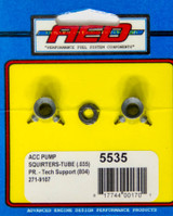 .035in Accelerator Pump Squirters - Tube Type