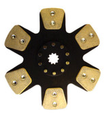 10.5 CLUTCH DISC WITH SOLID HUB