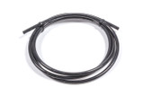 Airline - 1/4in Black DO T Synflex - 30 feet