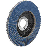 Flap Discs 80 Grit 4-1/2in with 7/8in Arbor