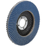 Flap Disc 120 Grit 4-1/2in with 7/8in Arbor