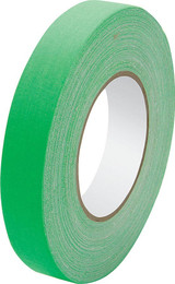 Gaffers Tape 1in x 150ft Fluorescent Green