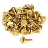 Body Bolt 1-1/8in 50pk Gold