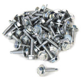 Body Bolt 1-1/8in 50pk Silver