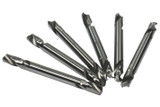 1/8in Double Ended Drill Bit 6pk