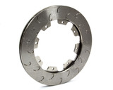 28 Vane Brake Rotor RH J-Hook .810-11.75 8 Bolt