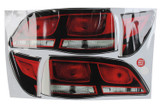 Decal Kit Taillight Chevy SS