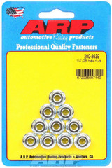 Hex Nuts - 1/4-28 (10)