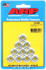 Hex Serrated Flange Nuts 5/16-24 (10)