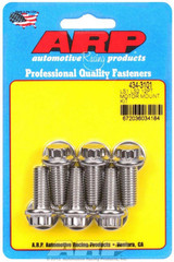 S/S Motor Mount Bolt Kit 12pt. LS1/LS2