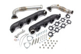 08-10 Ford 6.4L Up Pipe Manifold Kit