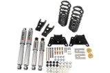 Lowering Kit 87-96 Ford F150 Std Cab 2in F/4in R