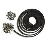 Window Installation Kit w/1/4in Thick Rubber