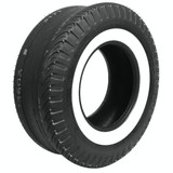 1000-15 Firestone Drag 2 1/4in White Wall Tire
