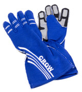All Star Glove Blue Large
