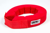 Neck Collar Knitted 360 Degree Red SFI 3.3