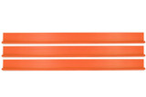 Dirt Rocker Set Flou Orange 3pc