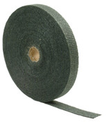 1in x 100ft Exhaust Wrap Black Glass