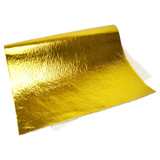 36in x 40in Heat Shield Gold Non Adhesive