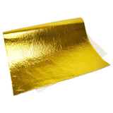 24in x 24in Heat Shield Gold Non Adhesive