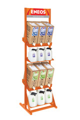ENEOS Lubricant Center Rack With Jugs