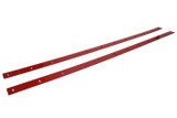 2019 LM Body Nose Wear Strips Red