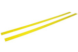 2019 LM Body Nose Wear Strips Yellow