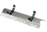 """Due to slight variations in blocks, the baffle may have to be trimmed .060""""-.100"""" before it will snap into place. Baffle cannot be used with roller lifters."""