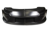 2019 LM Mustang Nose Plastic Black