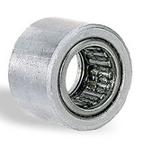 """Roller Pilot Bearing; 1.093 in. OD x 0.591 in. ID x 0.72 in. Deep; Chevrolet V8 And 90 deg. V6; • Unlike other roller pilot bearings, this high speed bearing is designed as a direct replacement in all Chevrolet V8's and 90° V6's (also fits 1976 and later V6 Buick)• Requires no modification to either crank or input shafts• Eliminates premature bearing failure and insures clean clutch release by maintaining true alignment of clutch disc to flywheel• Packed with high temperature grease for proper lubrication under extreme high heat conditions• Suitable for all high performance applications including drag, oval track/road race and street• 1.093"""" O.D. x .591"""" I.D. x .72"""" Depth• One per package"""